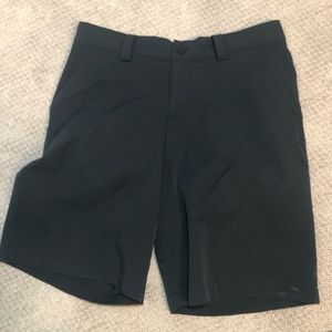 Under Armour Mens Shorts Black CKB1-1584
